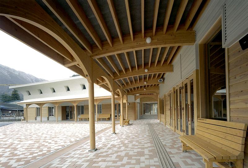 坂内村 道の駅
